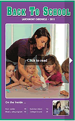 Click to View Larchmont Chronicle Back to School 2011 online